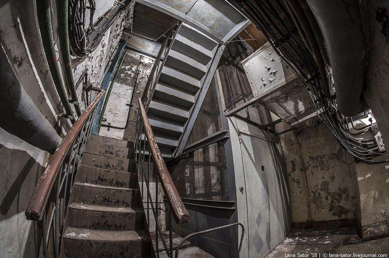 Новый бункер_музей в Москве_ Бывшее секретное хранилище документов Министерства Иностранных Дел_68 фото_ (6)