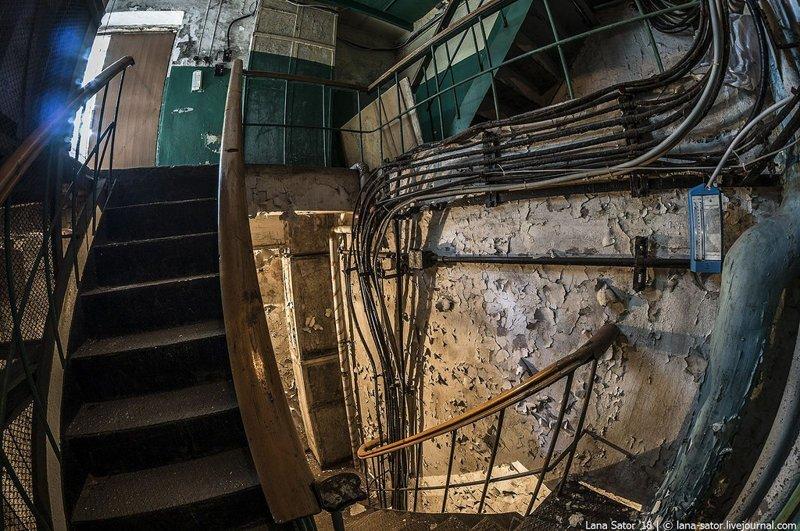 Новый бункер_музей в Москве_ Бывшее секретное хранилище документов Министерства Иностранных Дел_68 фото_ (7)