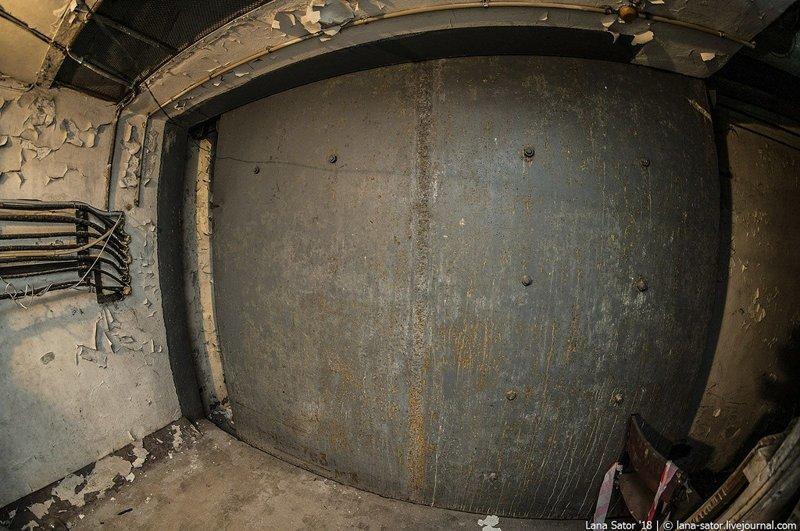 Новый бункер_музей в Москве_ Бывшее секретное хранилище документов Министерства Иностранных Дел_68 фото_ (8)