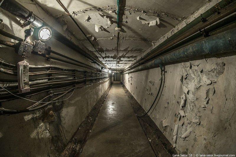 Новый бункер_музей в Москве_ Бывшее секретное хранилище документов Министерства Иностранных Дел_68 фото_ (9)