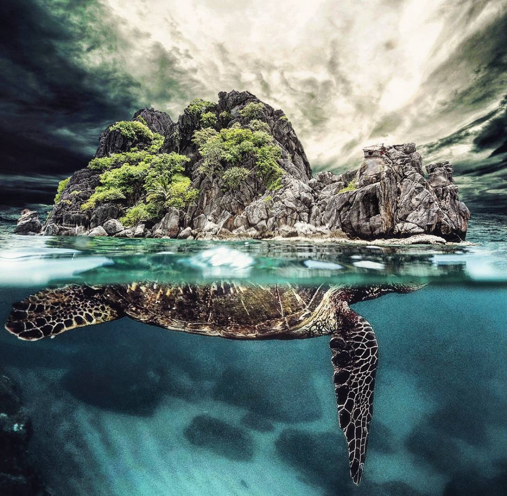 Удивительные фотоманипуляции Джастина Майна (6)