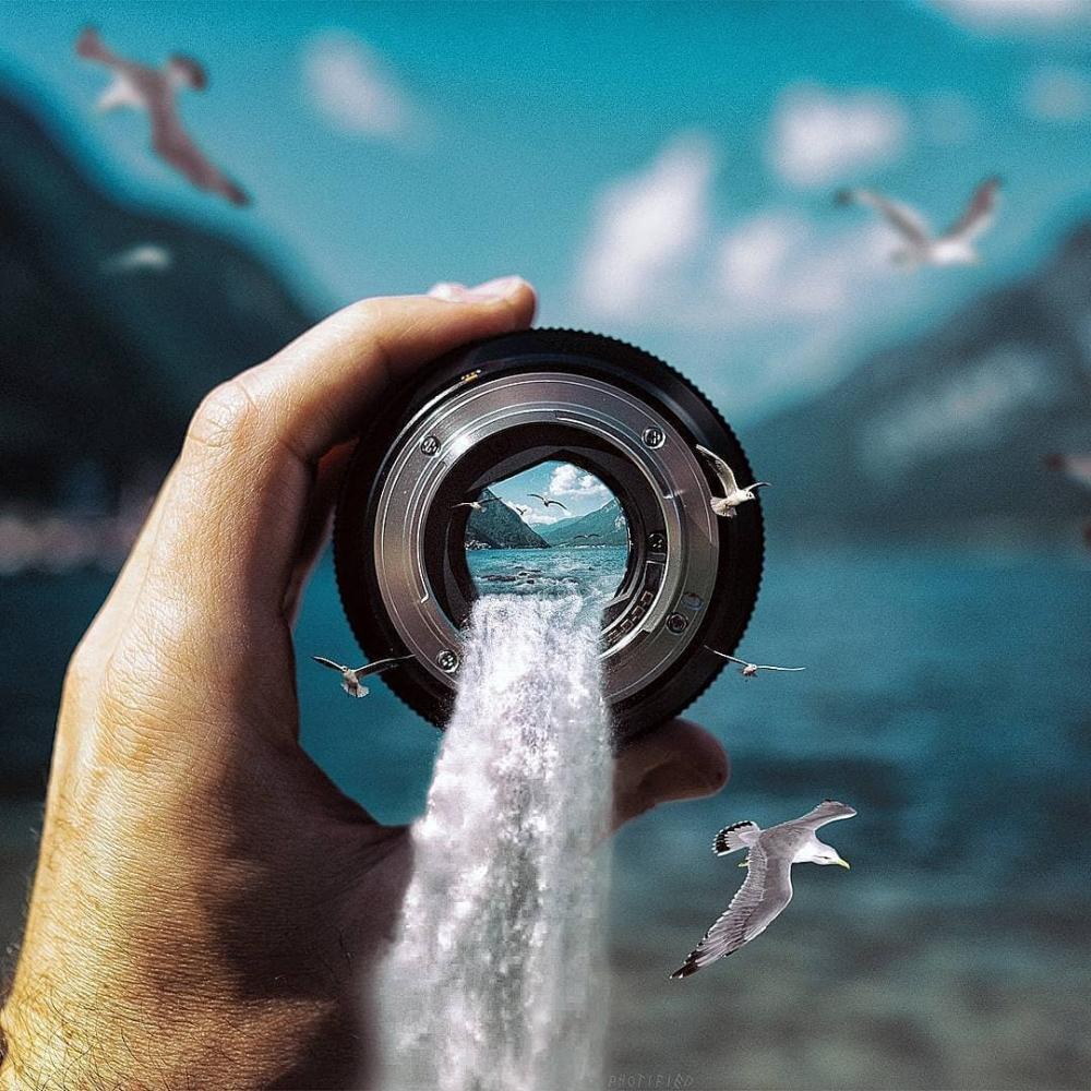 Удивительные фотоманипуляции Джастина Майна (8)