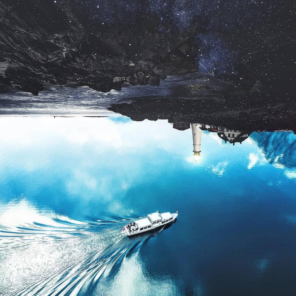 Удивительные фотоманипуляции Джастина Майна (9)