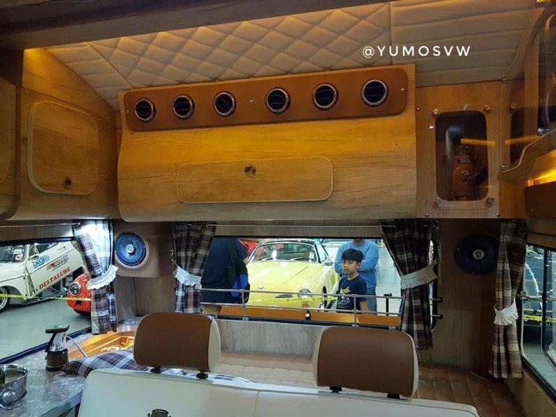 Volkswagen T1 _ кемпер из Индонезии от _Yumos Garage__21 фото _ 1 видео_ (10)