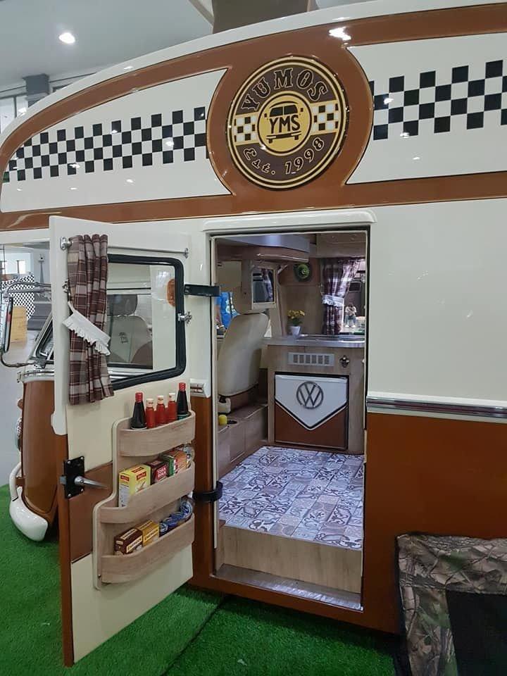 Volkswagen T1 _ кемпер из Индонезии от _Yumos Garage__21 фото _ 1 видео_ (5)