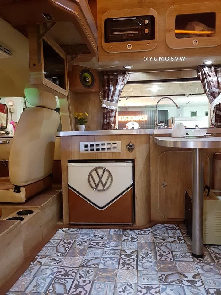 Volkswagen T1 _ кемпер из Индонезии от _Yumos Garage__21 фото _ 1 видео_ (6)