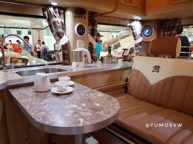 Volkswagen T1 _ кемпер из Индонезии от _Yumos Garage__21 фото _ 1 видео_ (7)