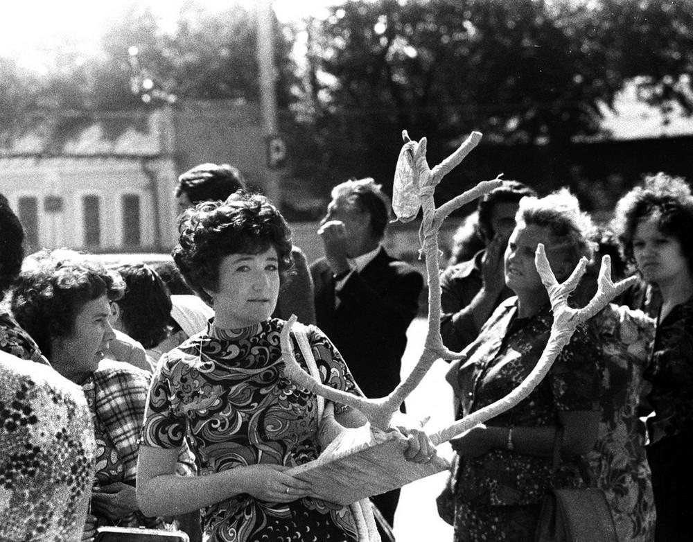 Советские люди в фотографиях Рустама Мухаметзянова