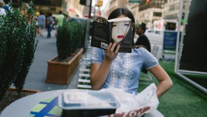 Улицы Нью-Йорка в проекте Джонатана Хигби «Совпадения»