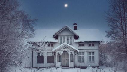 Одиночество и природа Арктики: заброшенные дома в объективе Бритт Бай