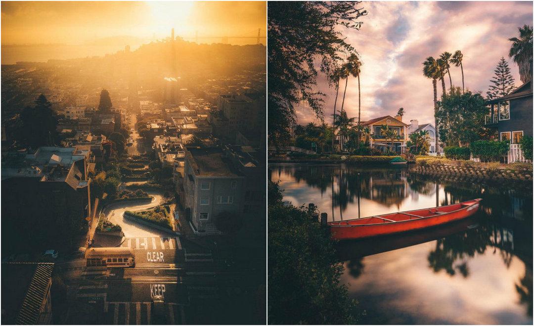 Американские города глазами фотографа Джейсона Дабса