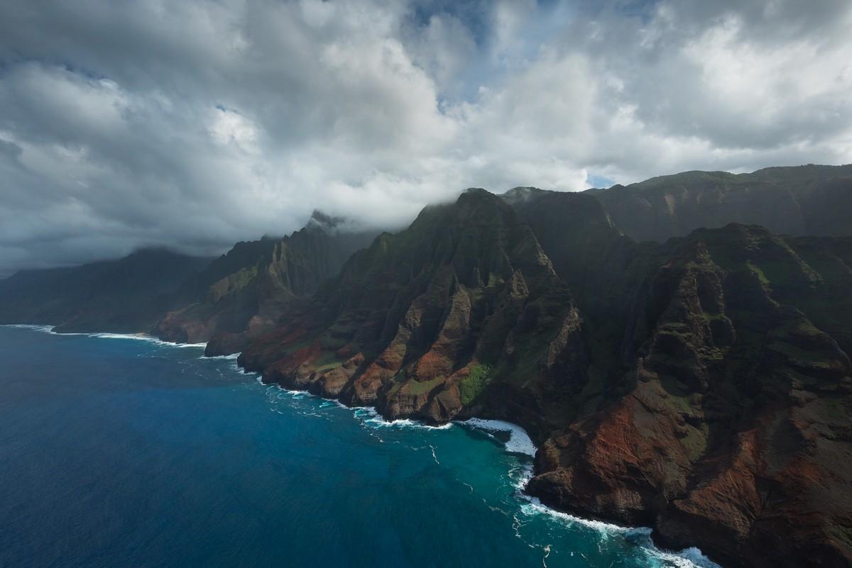 Красота природы: пейзажные фотографии Перри Шелат