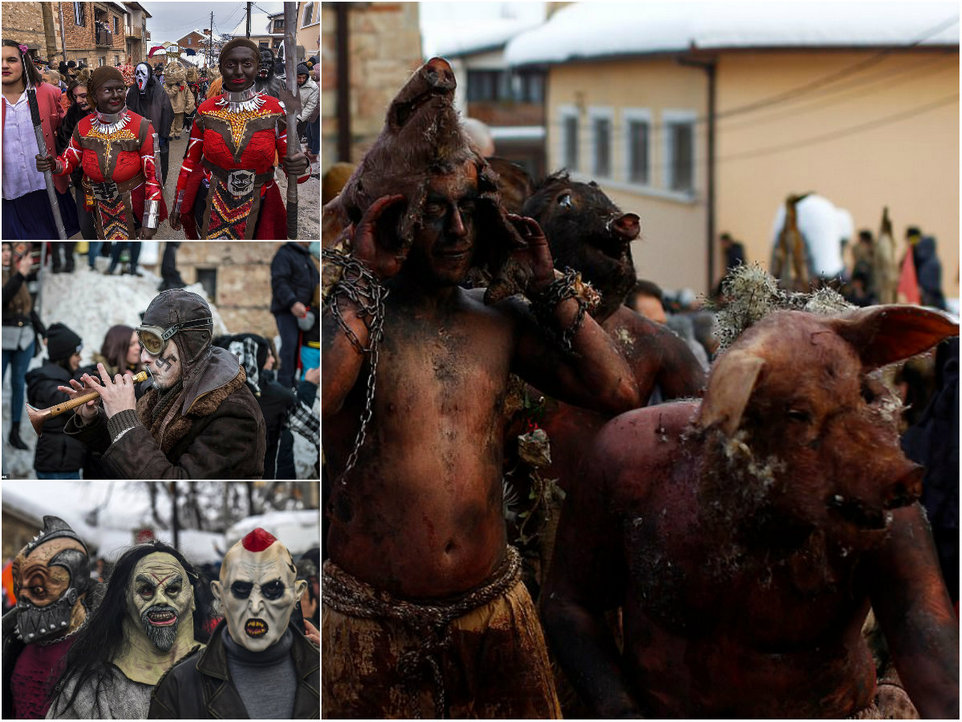 Самый масштабный зимний фестиваль льда в Южной Корее: фоторепортаж