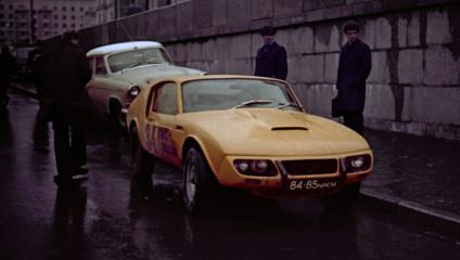 Автомобиль из гаража: самоделки советского времени