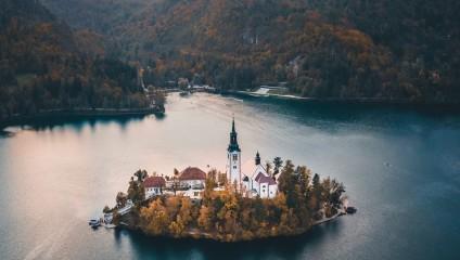 Сказочные приключенческие пейзажи фотографа Юрга Хостеттлера