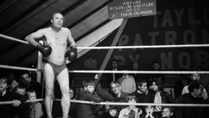 Великобритания 70-х годов: черно-белые фотографии Гомера Сайкса