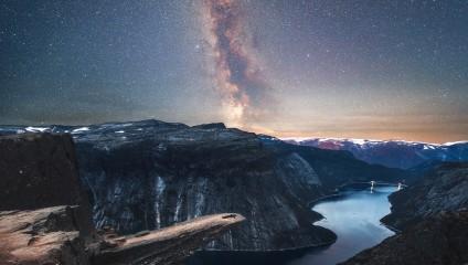 Лучшие пейзажи со всего мира