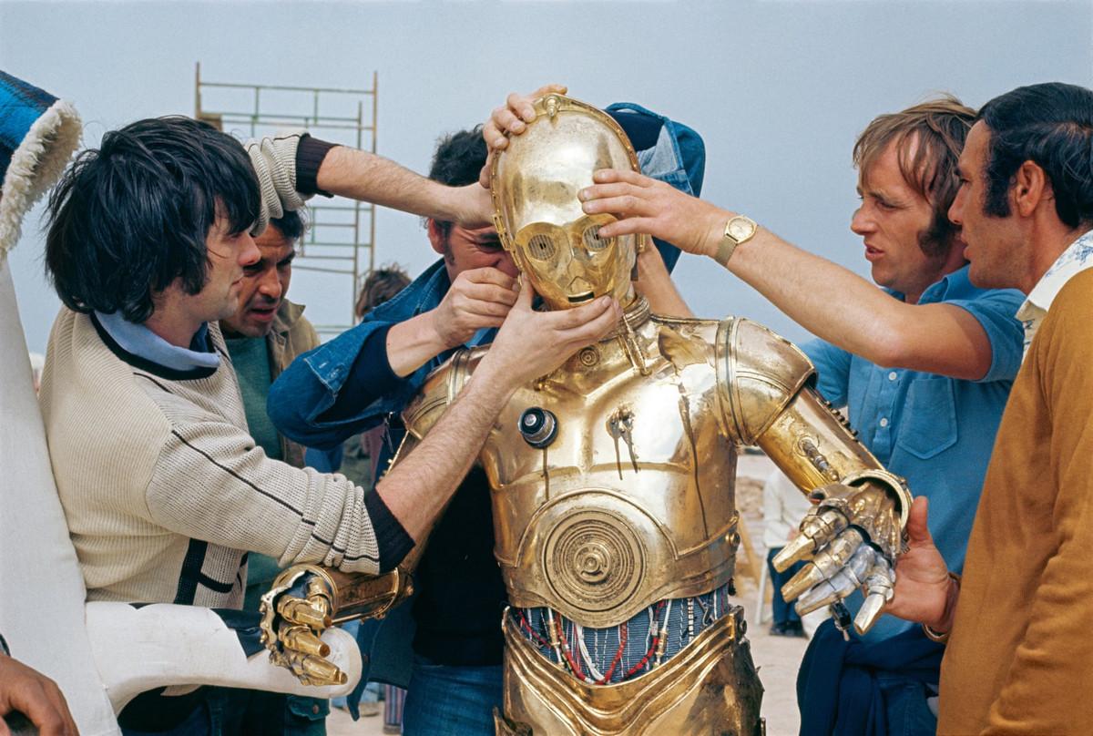 Архивы «Звёздных войн»_ как создавалась оригинальная трилогия Джорджа Лукаса 3