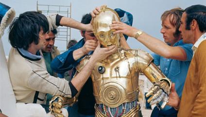За кулисами «Звёздных войн»: архивы съемок трилогии Джорджа Лукаса