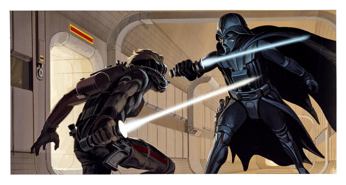 Архивы «Звёздных войн»_ как создавалась оригинальная трилогия Джорджа Лукаса 7