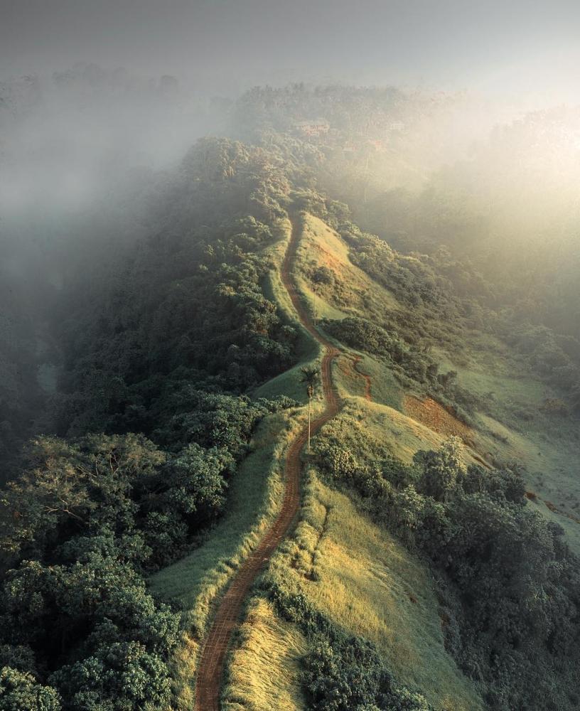 Азия сверху_ потрясающие аэрофотоснимки Йонаса Хорнехей (4)