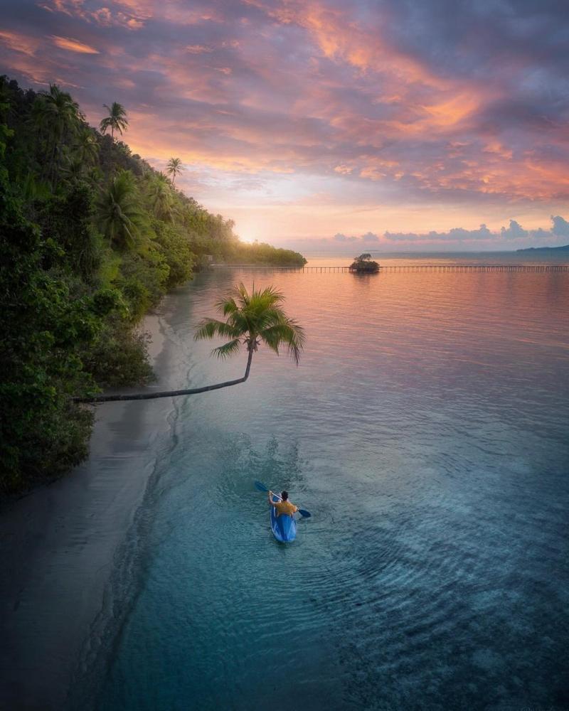 Завораживающие пейзажи и приключенческие снимки Майкла Сидофски