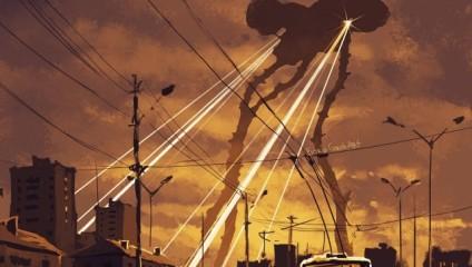 Пугающие иллюстрации оживших страшилок от Бориса Гроха
