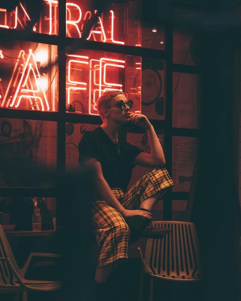 Кинематографические уличные фотографии Марека Калхуса (7)