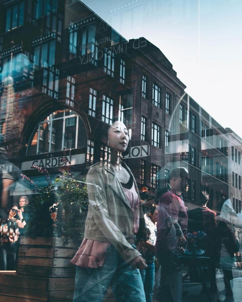 Кинематографические уличные фотографии Марека Калхуса (8)