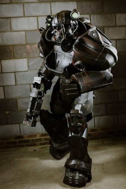 Косплей в стиле видеоигры Fallout (28 фото) (21)