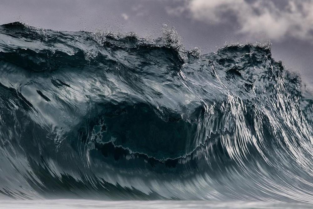 Морские пейзажи Рэя Коллинза (10)