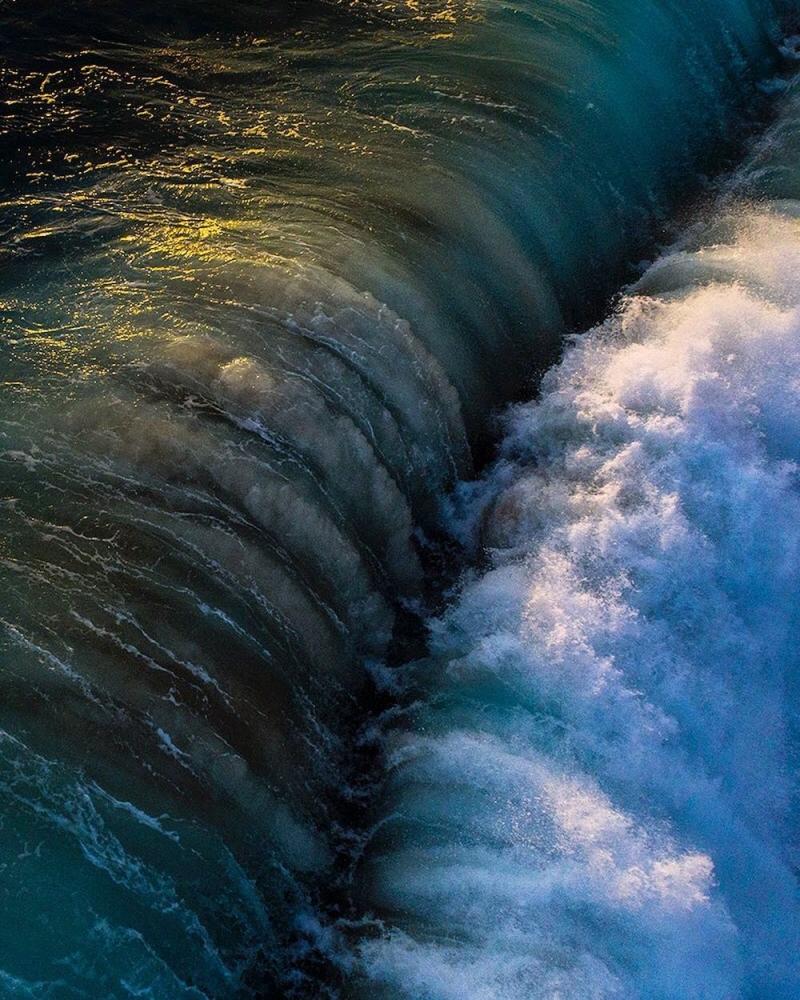 Морские пейзажи Рэя Коллинза (11)