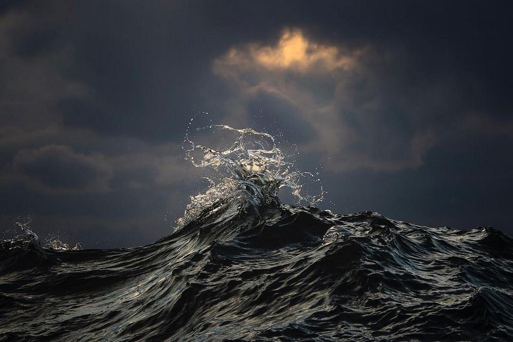 Морские пейзажи Рэя Коллинза (16)