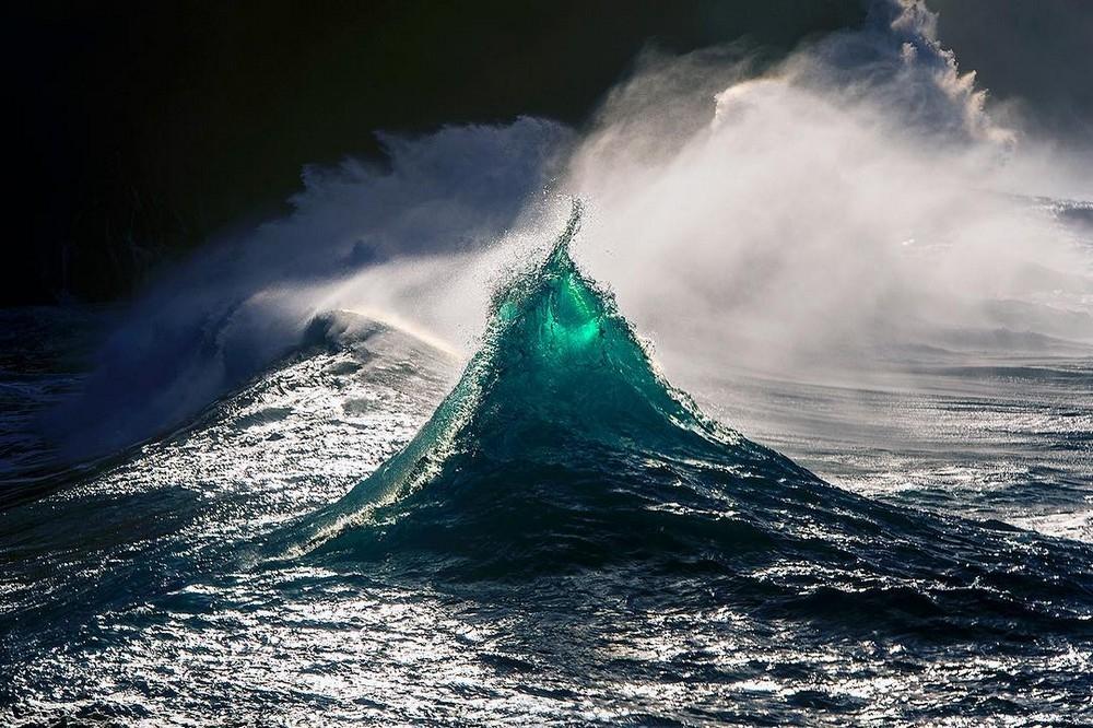 Морские пейзажи Рэя Коллинза (17)