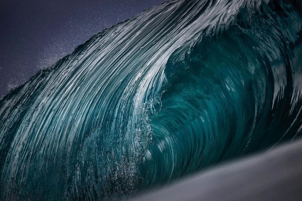 Морские пейзажи Рэя Коллинза (19)