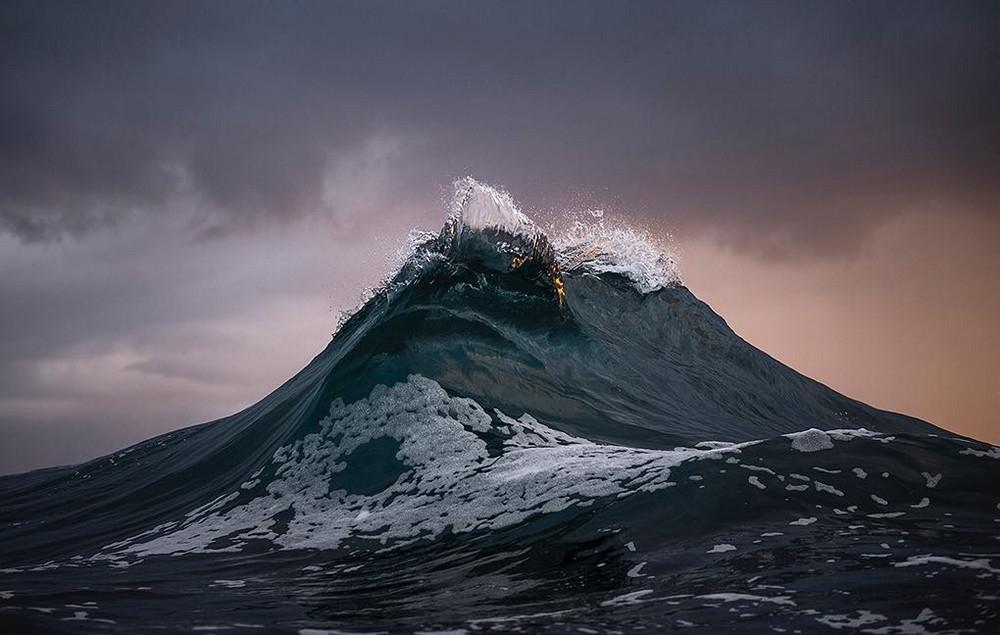 Морские пейзажи Рэя Коллинза (8)