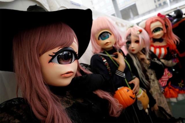 Парад в честь Хэллоуина в Японии (17 фото) (11)