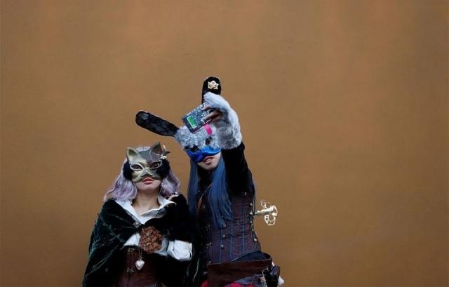Парад в честь Хэллоуина в Японии (17 фото) (6)