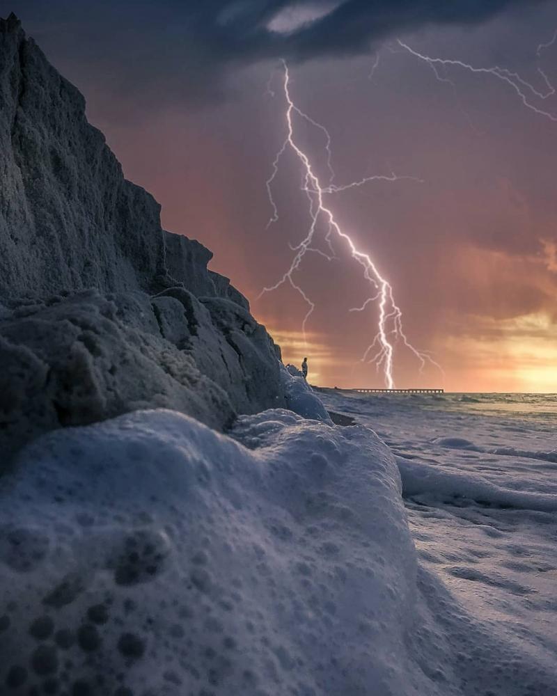 Пляжи из другого мира_ сказочные пейзажи Брента Шавнора (15)