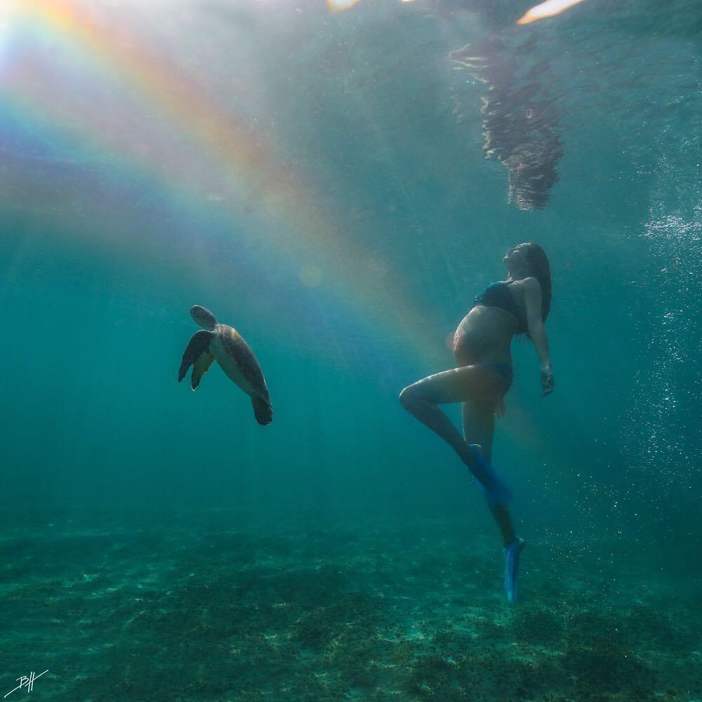 Поразительные подводные фотографии Бена Хикса (6)