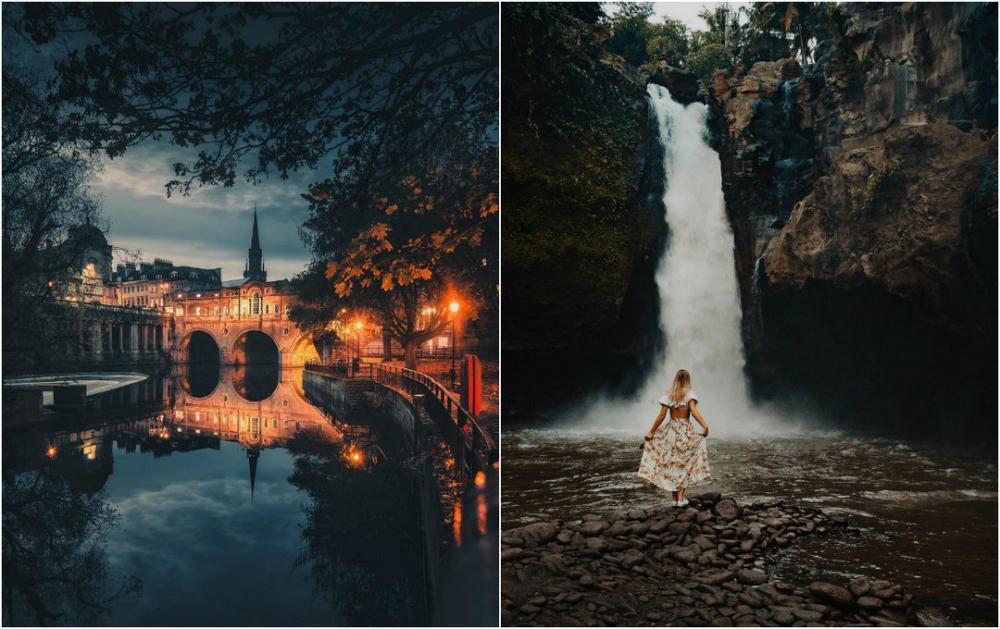 Путешествия и приключения на снимках Ллойда Эванса
