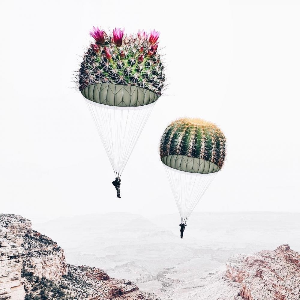 Сюрреалистические фотоманипуляции Луизы Азеведо (13)