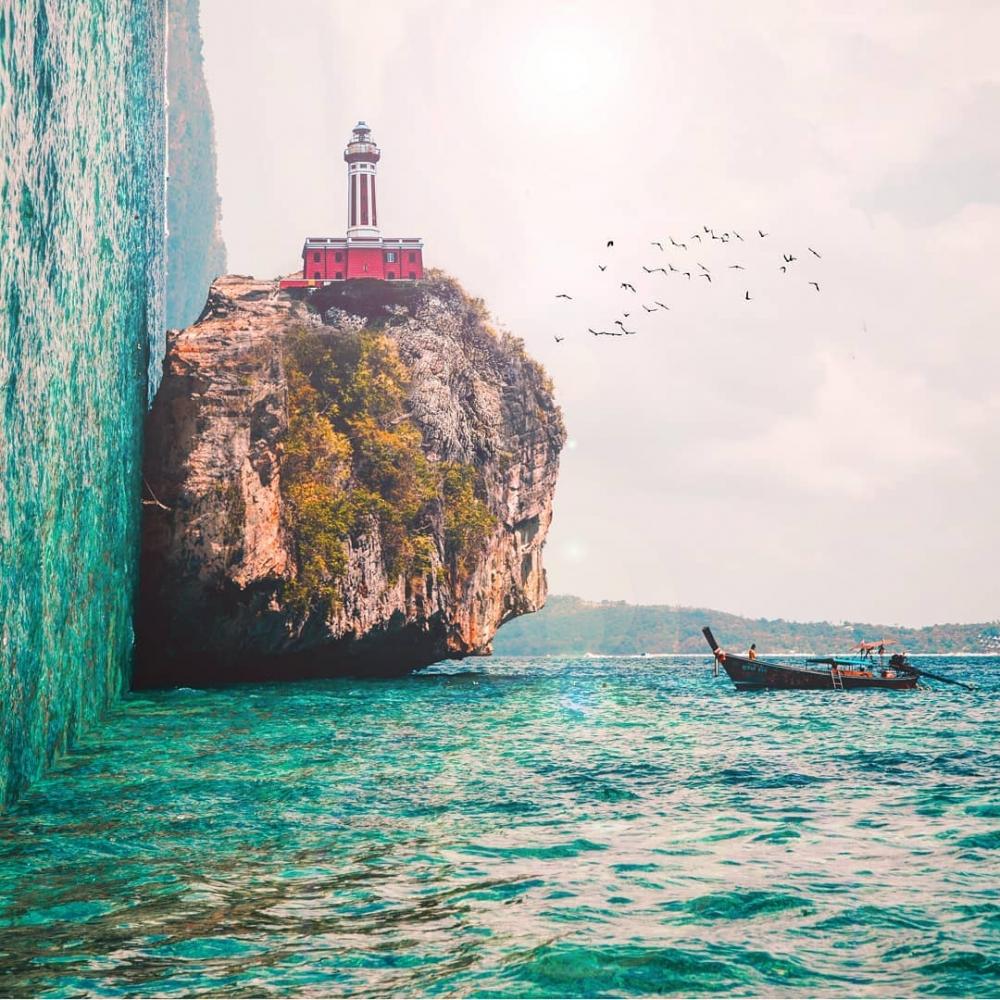 Цифровая страна чудес_ сказочные фотоманипуляции Диого Сампайо