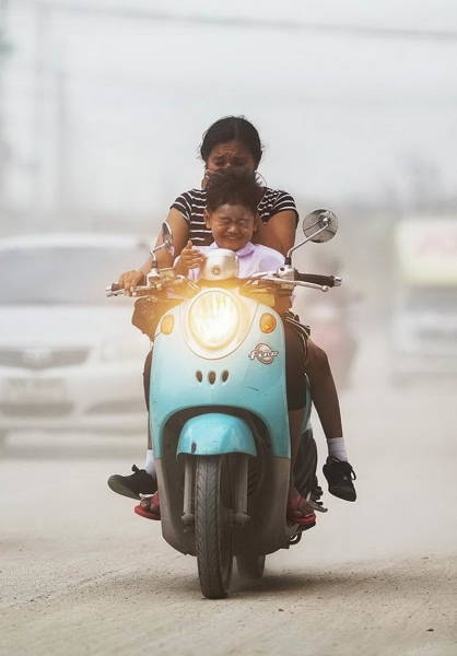 Странная и непонятная Азия в смешных фотографиях