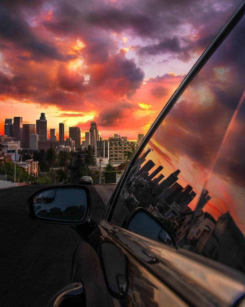 Удивительные пейзажи Калифорнии Нейта Кэрролла (5)