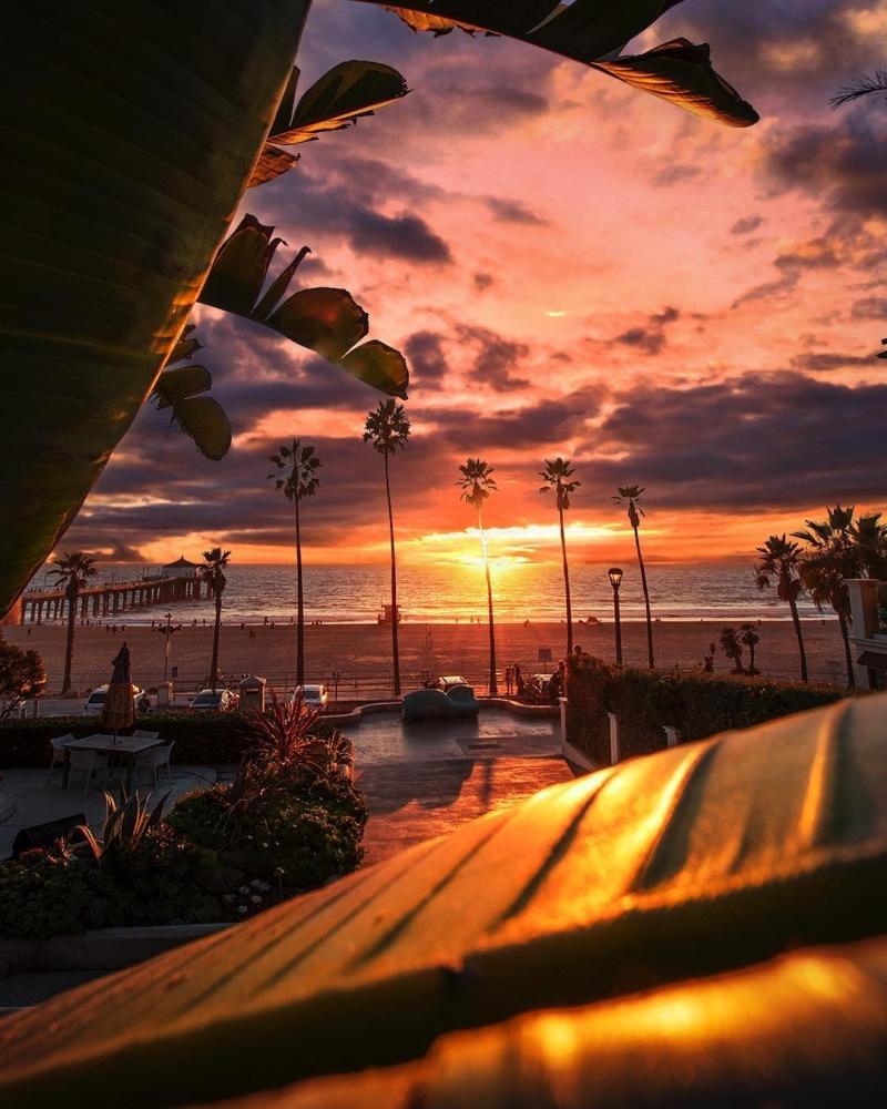 Удивительные пейзажи Калифорнии Нейта Кэрролла (7)