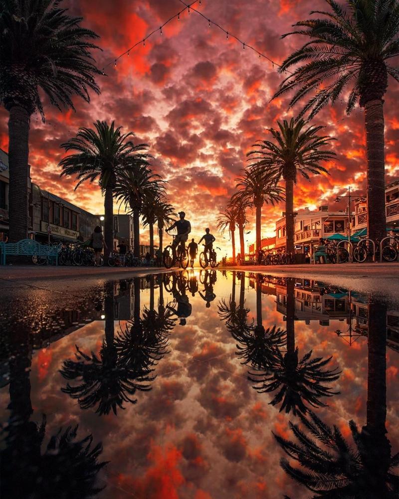 Удивительные пейзажи Калифорнии Нейта Кэрролла (8)