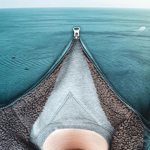 Уникальные иллюзии от Моники Карвалью (19 фото) (9)