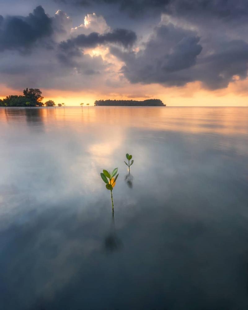Великолепные природные пейзажи Индонезии от Лонго Хиндарто (10)