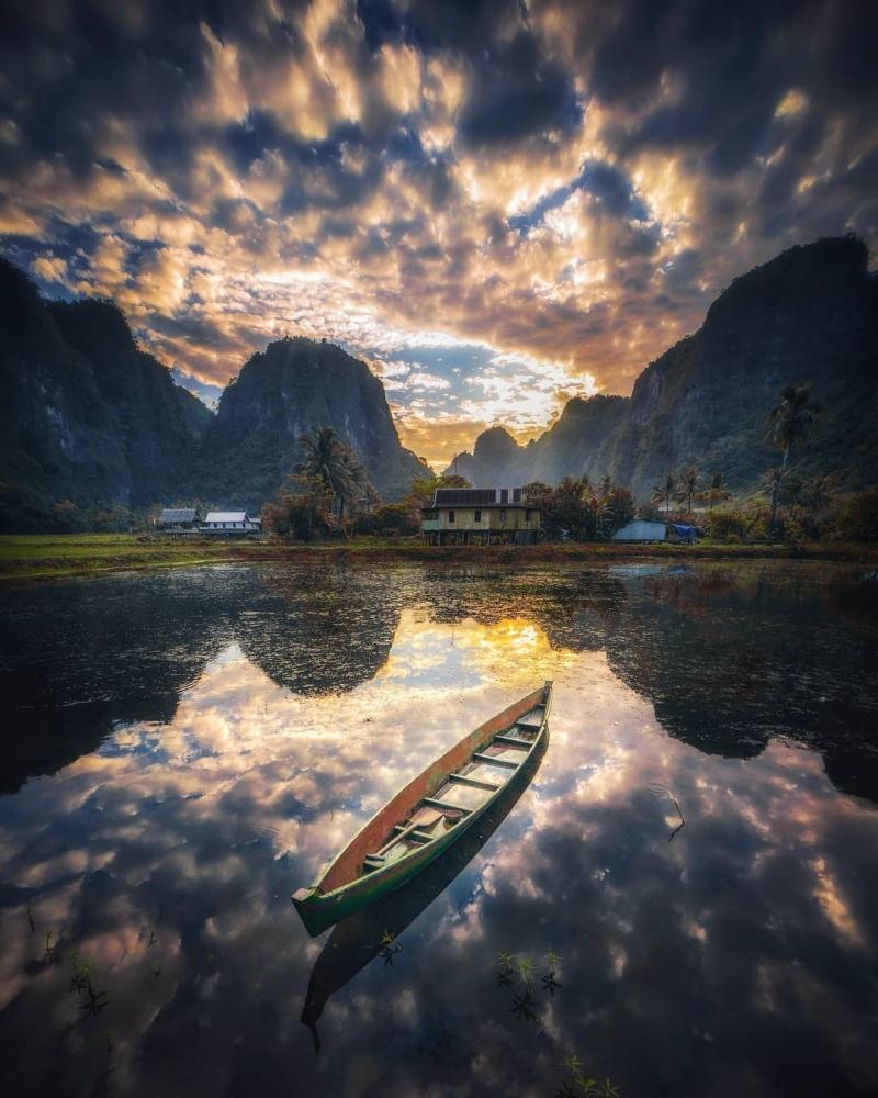 Великолепные природные пейзажи Индонезии от Лонго Хиндарто (11)